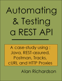 Book on Automating and Testing a REST API