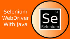 Course image for Selenium 2 WebDriver API course